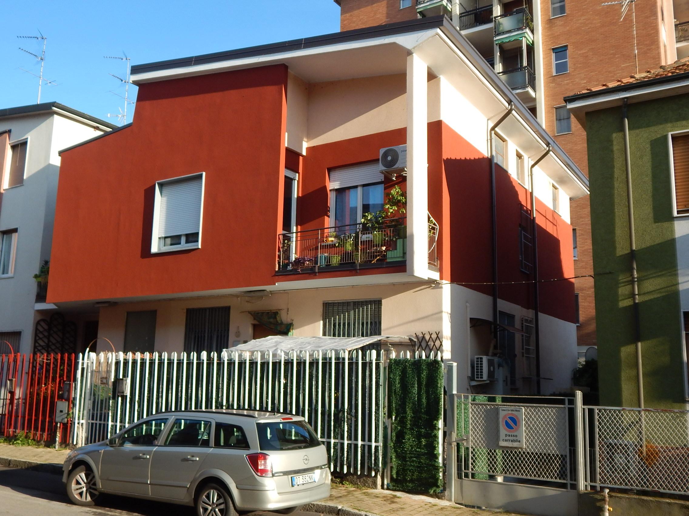 San Giuliano M.se, appartamento in villa di 3 locali