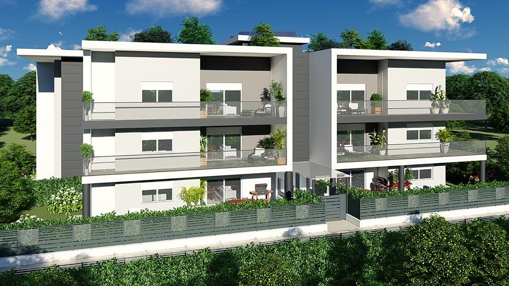 Pronto Immobili - Cantiere Green Park San Donato